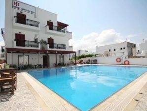 Iliovasilema Hotel Naxos – Νάξος